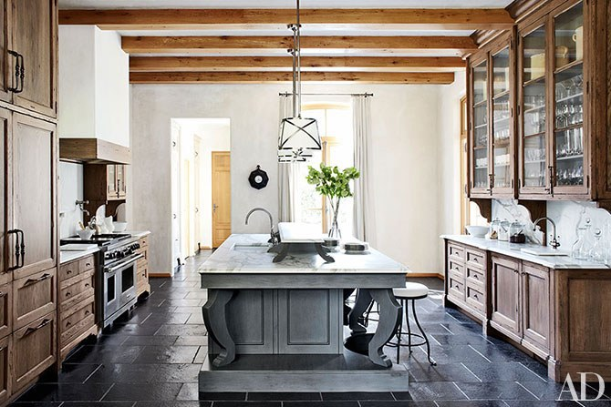 Barbara Westbrook kitchen