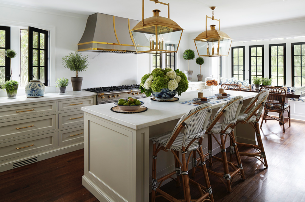 Shelley Johnstone Design - kitchen