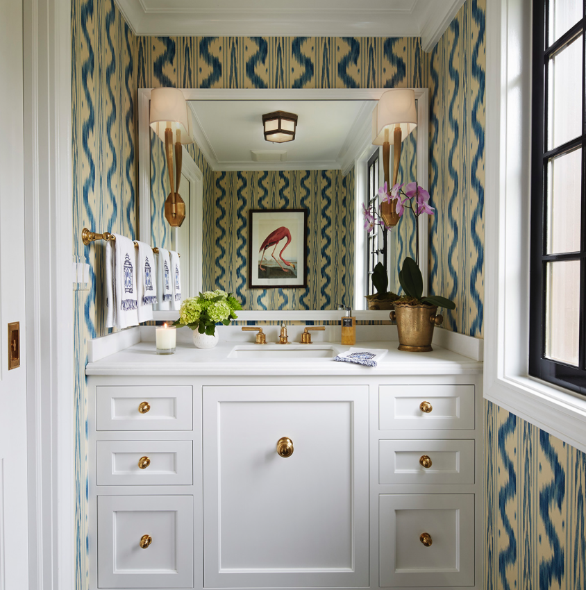 Shelley Johnstone Design - bathroom
