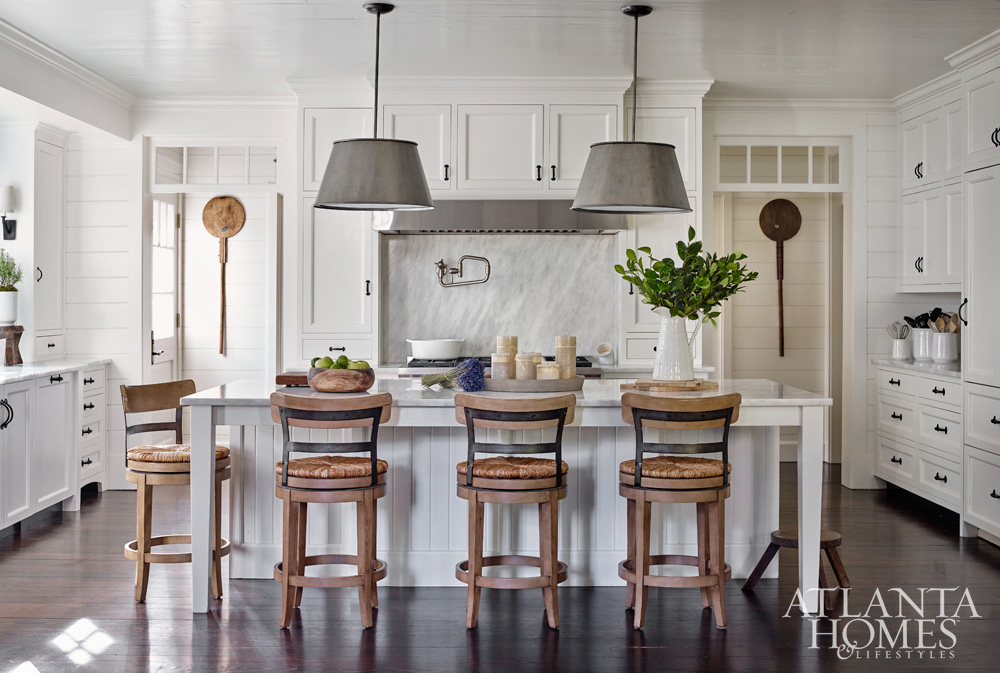 Buckhead Home kitchen