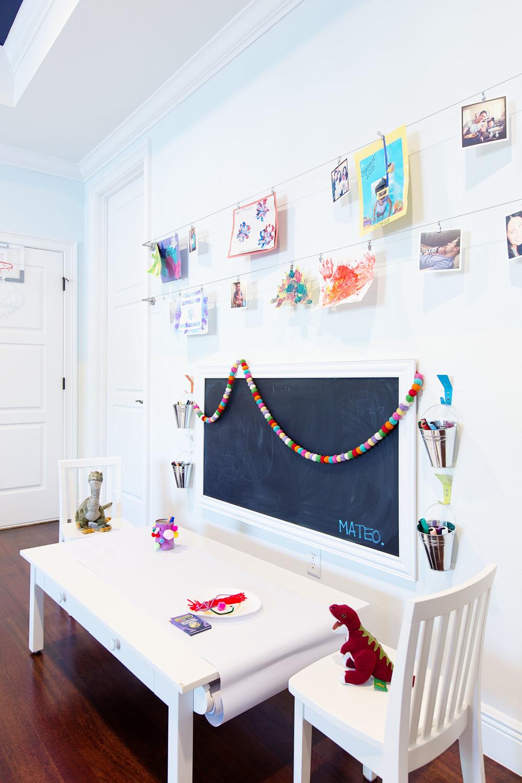 Steele Street Studio kid's room playroom