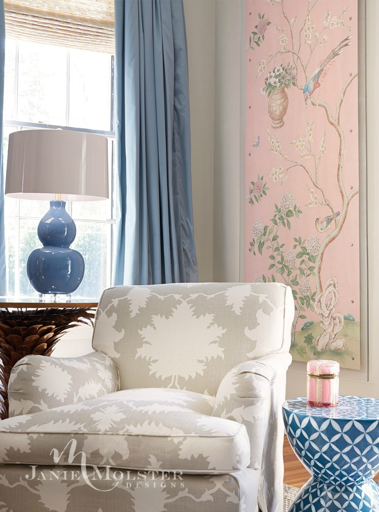 Jane Molster Designs living room
