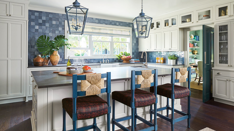 Southern Living Idea House kitchen