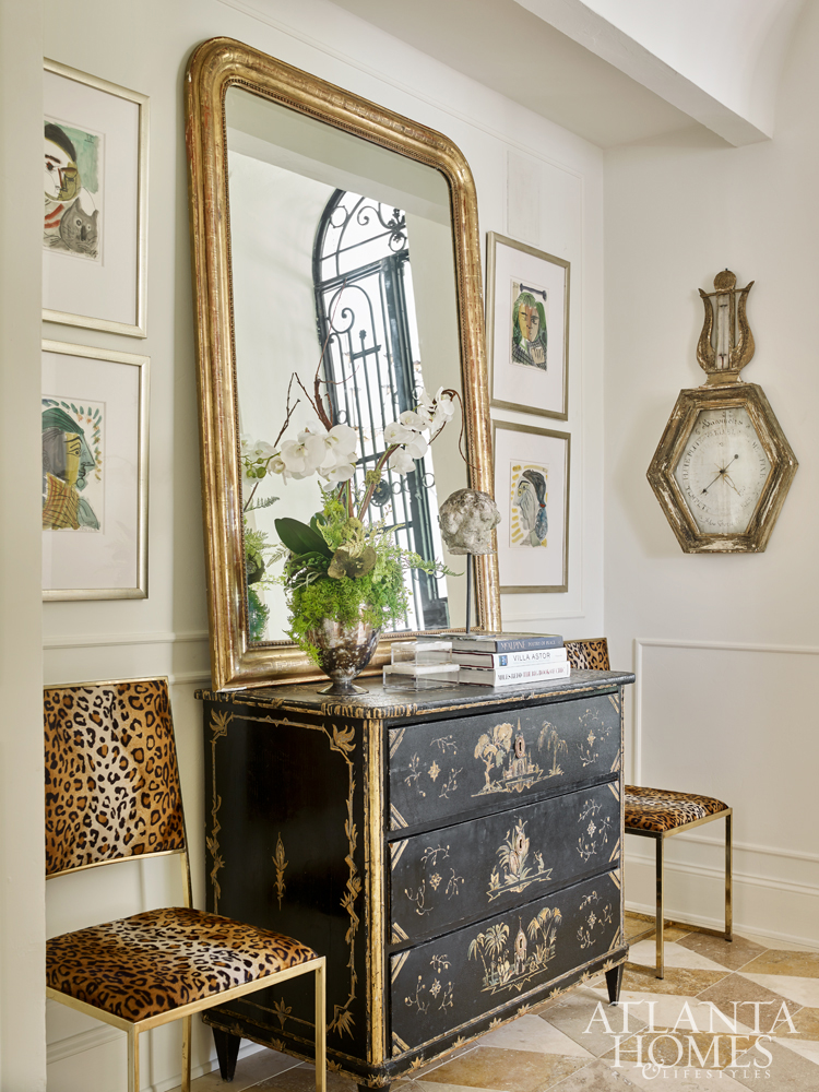 Cashiers designer showhouse from Huff Harrington Home