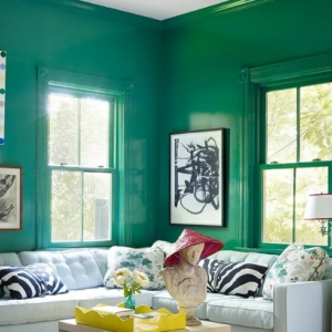 Decorating in Jewel Tones, a Home Makeover and More!