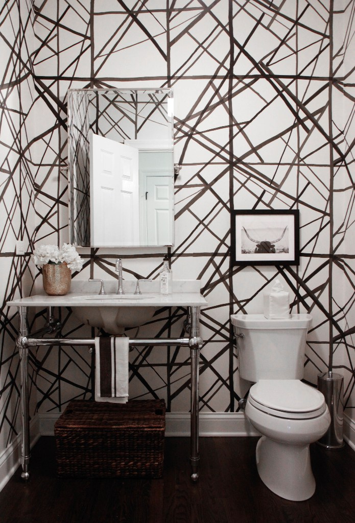 Park & Oak Design bathroom