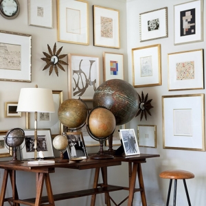 Six Top Designers on Collecting and Displaying Treasured Finds and More!
