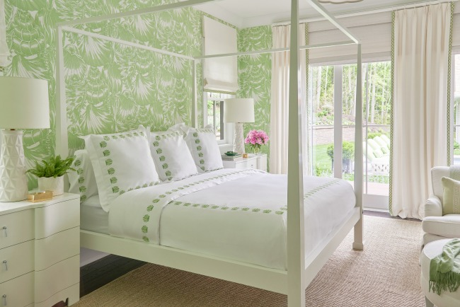 Meg Braff Coastal Living House Bedroom