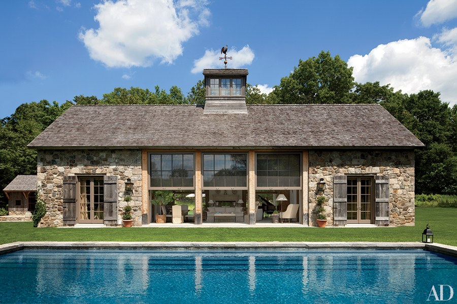 pool house.for outdoor entertaining