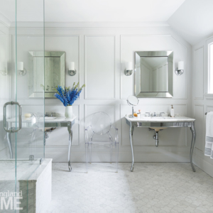 Creating a Spa Like Master Bath