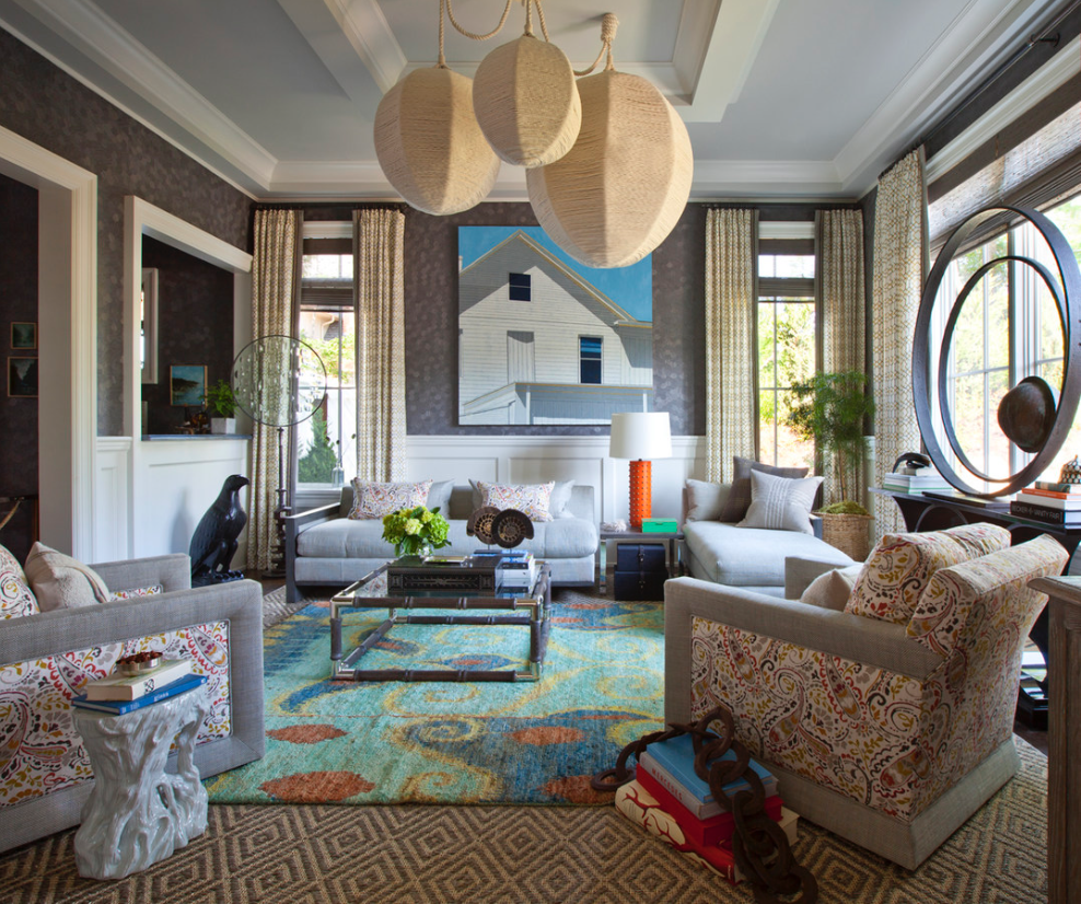 Decorating Secrets from Thom Filicia