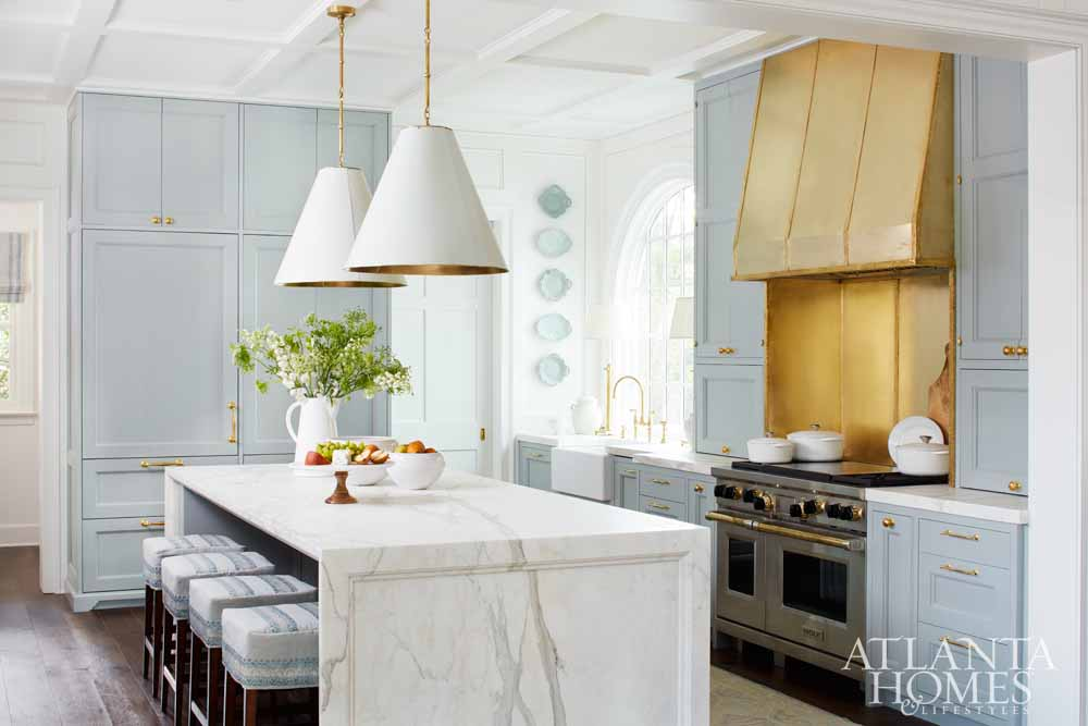 2017 Southeastern Designer Showhouse kitchen