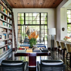 15 Home Libraries Reading Ready & Weekend Favorites