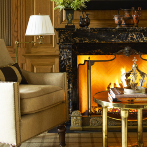 A Fabulous Mantel for Fall