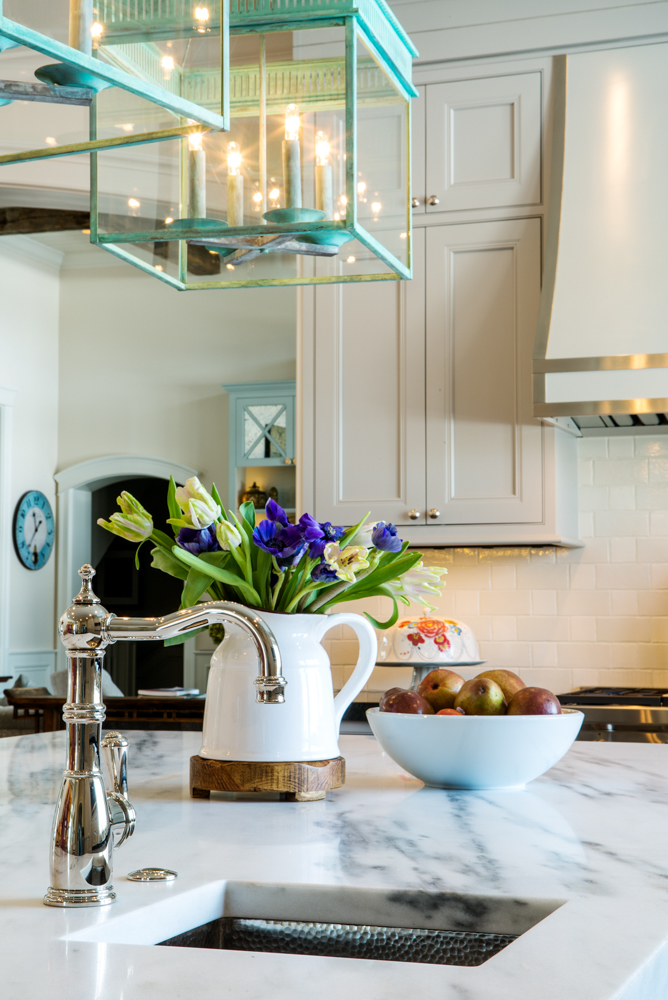 kitchen pendants with style