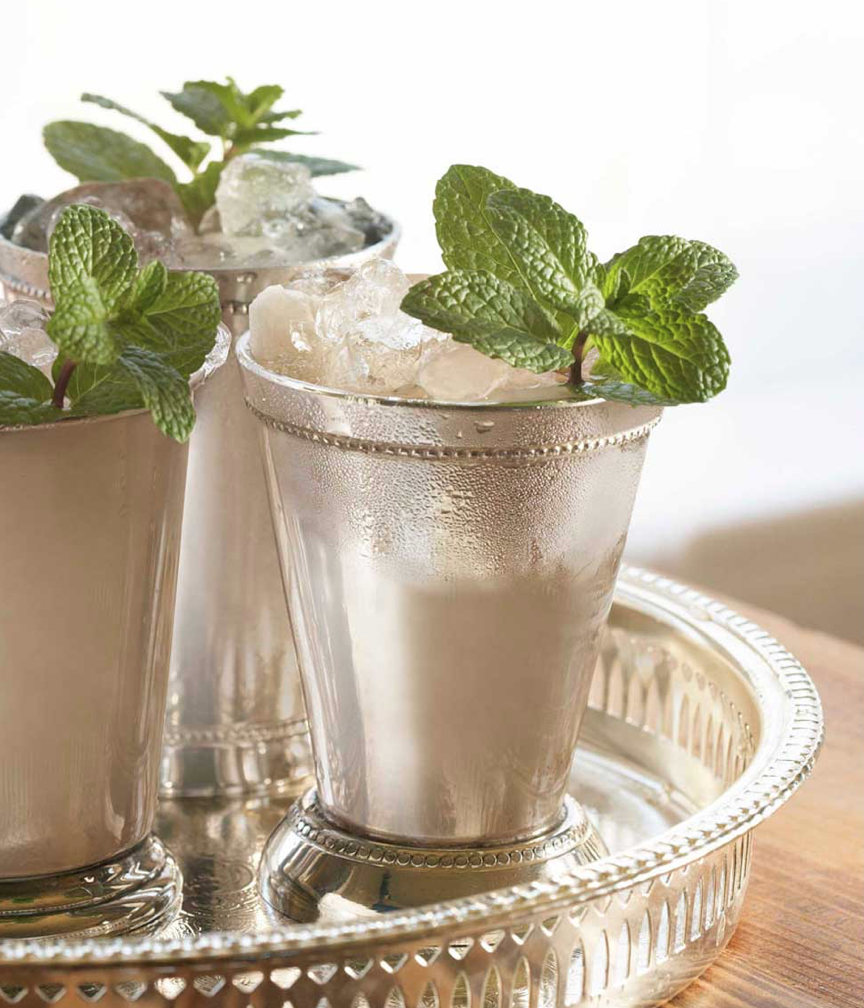 Southern mint julep -The Secret To Southern Charm