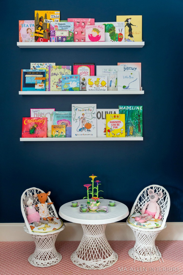 MA Allen Interiors playroom