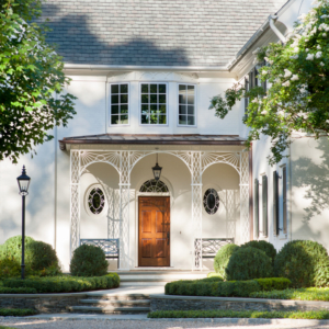 Tour an English Regency – Inspired Home