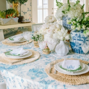Designer Amy Berry's Table-Setting Tips and More