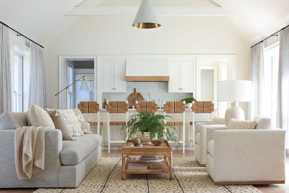 Living Room. Create A Living Room With Coastal Style