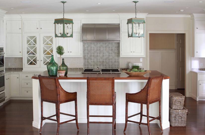 Amy Hirsch Interior Design Kitchen