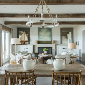 House Tour:  Galveston Bay Beauty