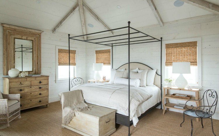 Galveston Bay bedroom