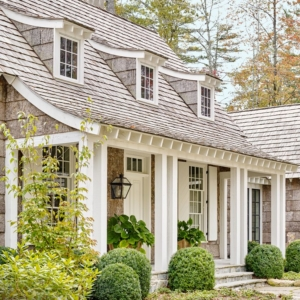 Character-Filled Cashiers Mountain House