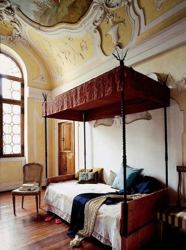Villa in Venice bedroom