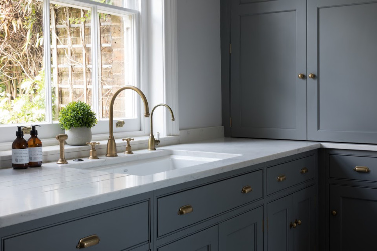 In Good Taste: Humphrey Munson Handmade Kitchens - Design ...