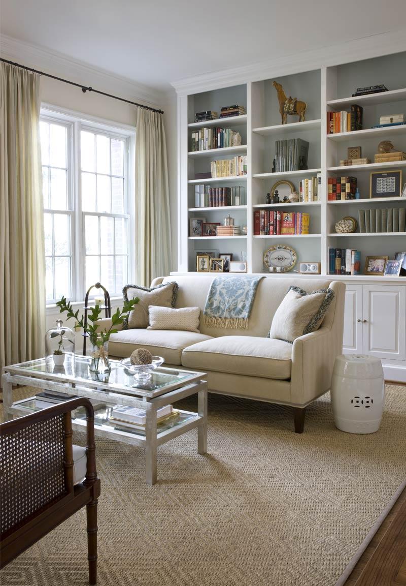 Marika Meyers Interiors family room