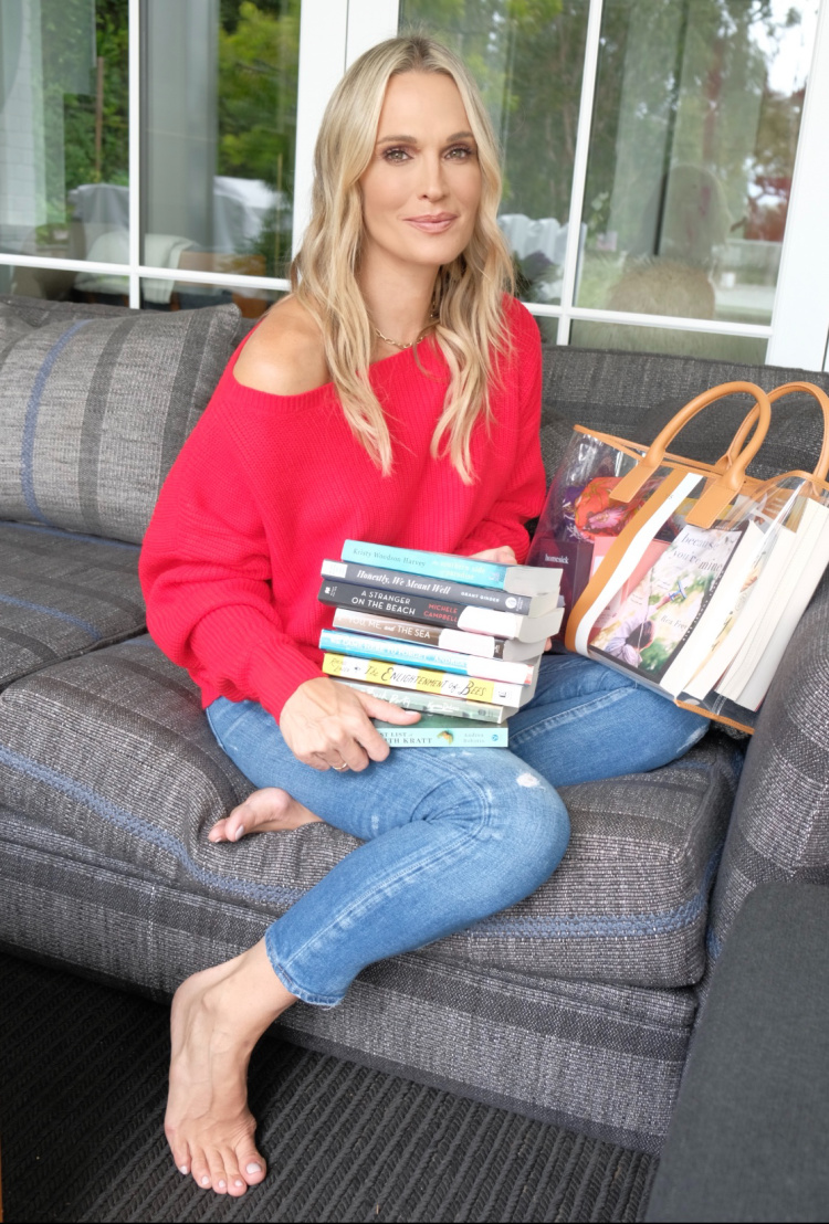 Molly Sims summer book list