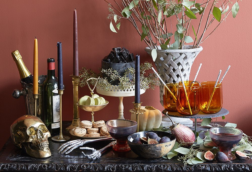 Halloween Entertaining tips from One Kings Lane