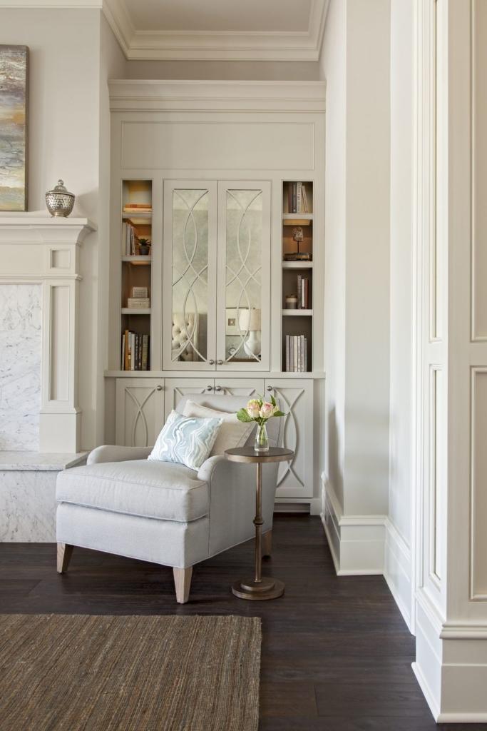 Herlong Architects of Charleston living room