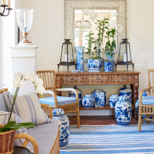 House Tour:  Montecito Summer Stunner