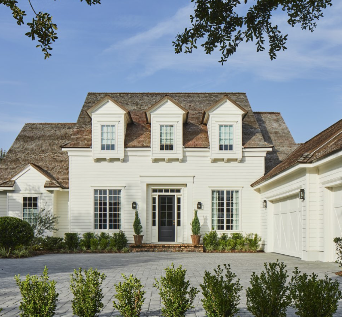 dream home Andrew J Howard curb appeal