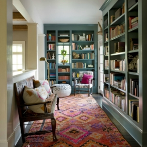 Top Ten: Bountiful Bookcases