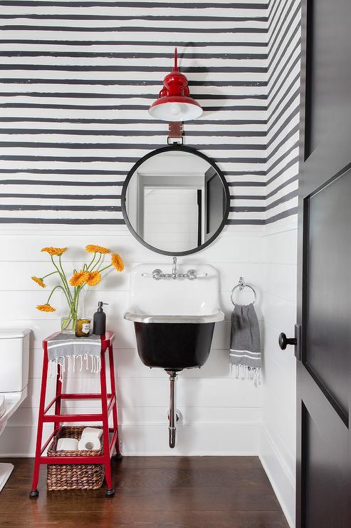 Geoffrey Chick designed bathroom