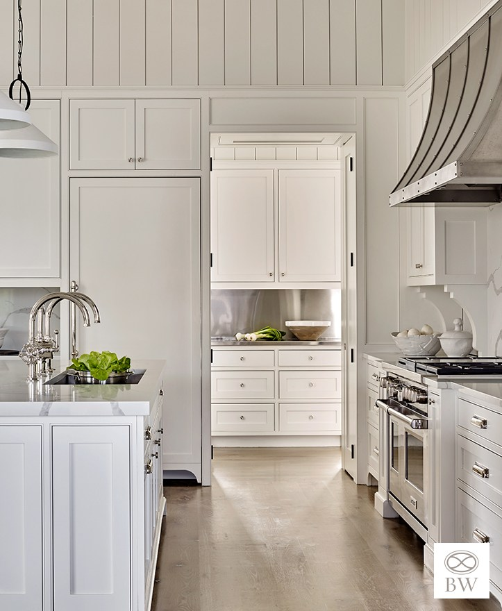 Beth Webb Interiors TS Adams Studio kitchen