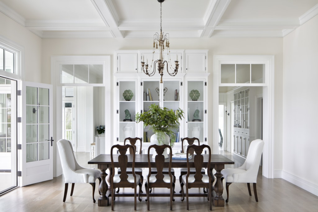 Lowcountry dining room