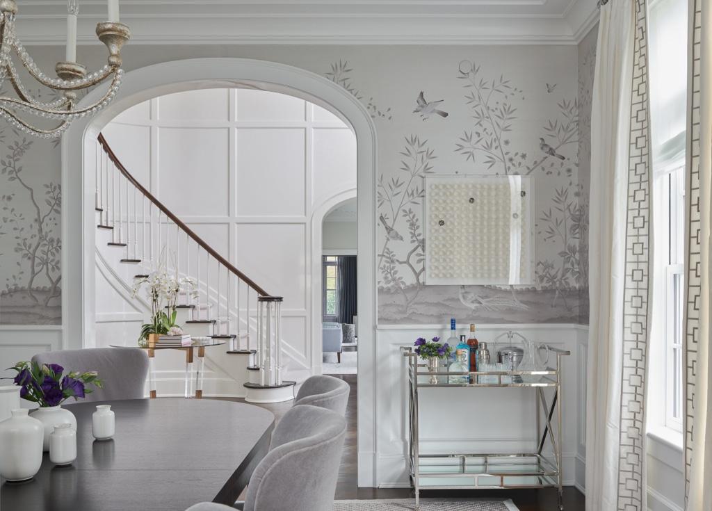 Jane Beiles-Photography Morgan Harrison Design dining room