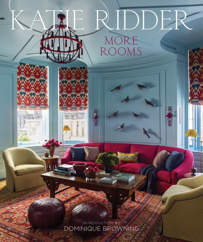 Katie Ridder : More Rooms living room