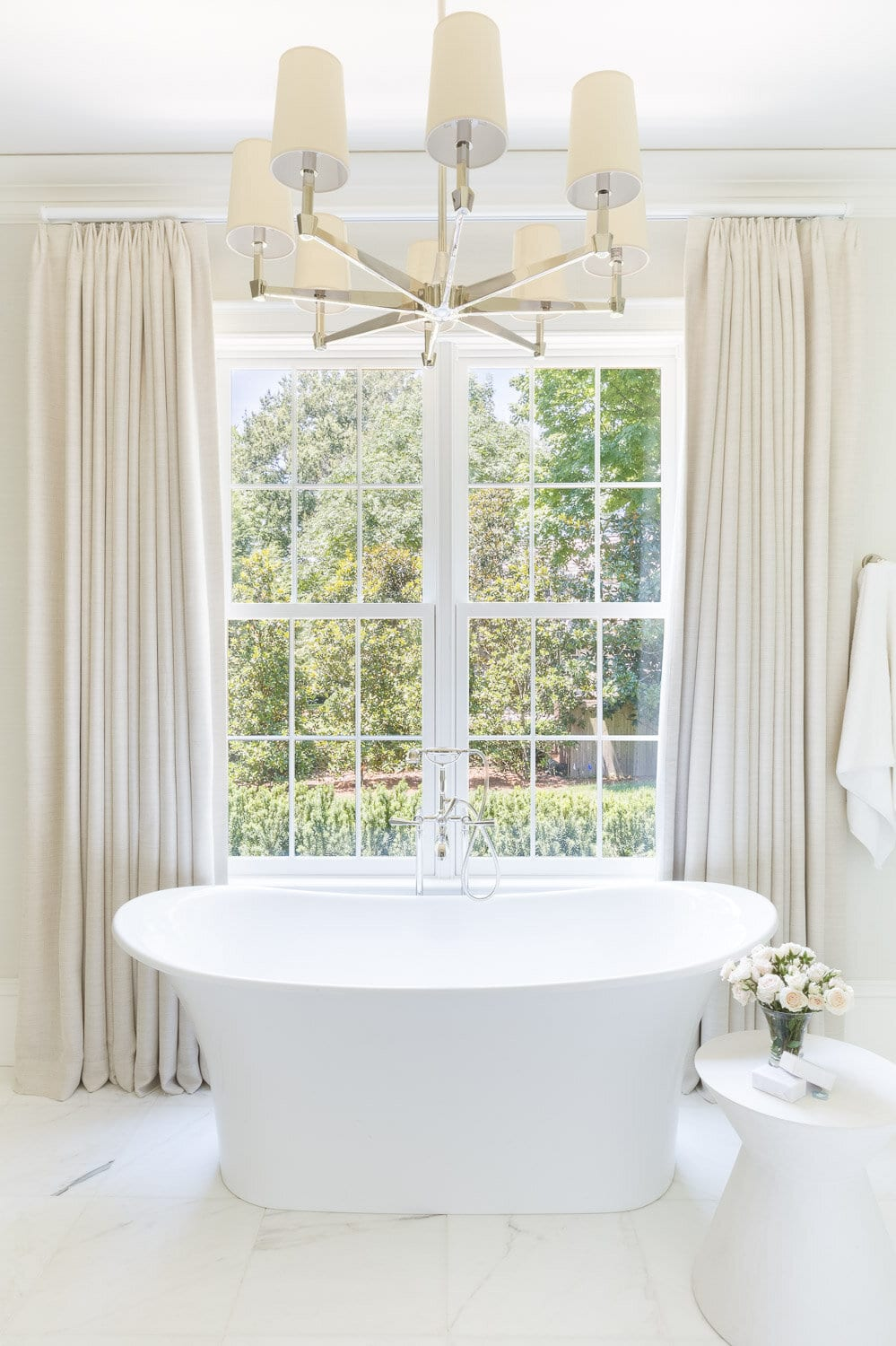 Rebekah Woodard Interiors bathroom