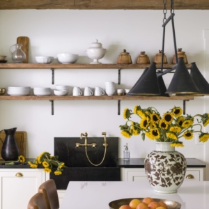 House Tour:  A Lauren Liess Designed Farmhouse
