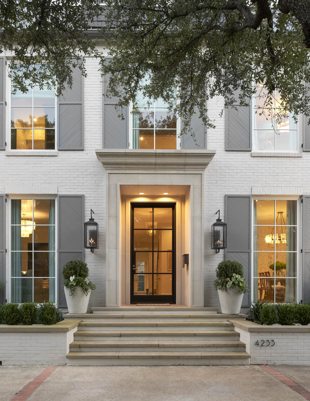 Mary Beth Wagner curb appeal house exterior