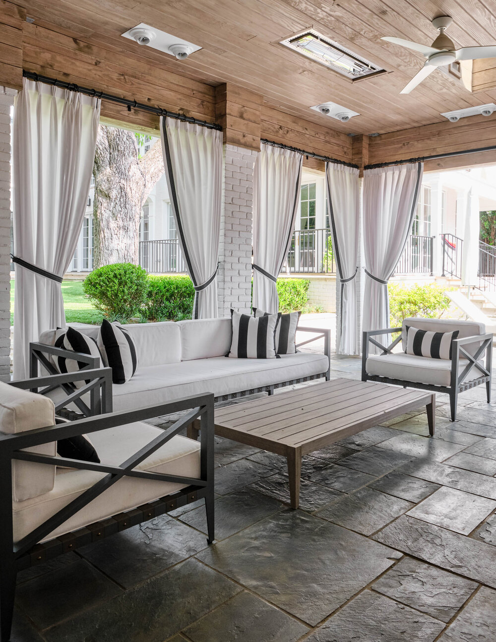 Mary Beth Wagner Interiors porch