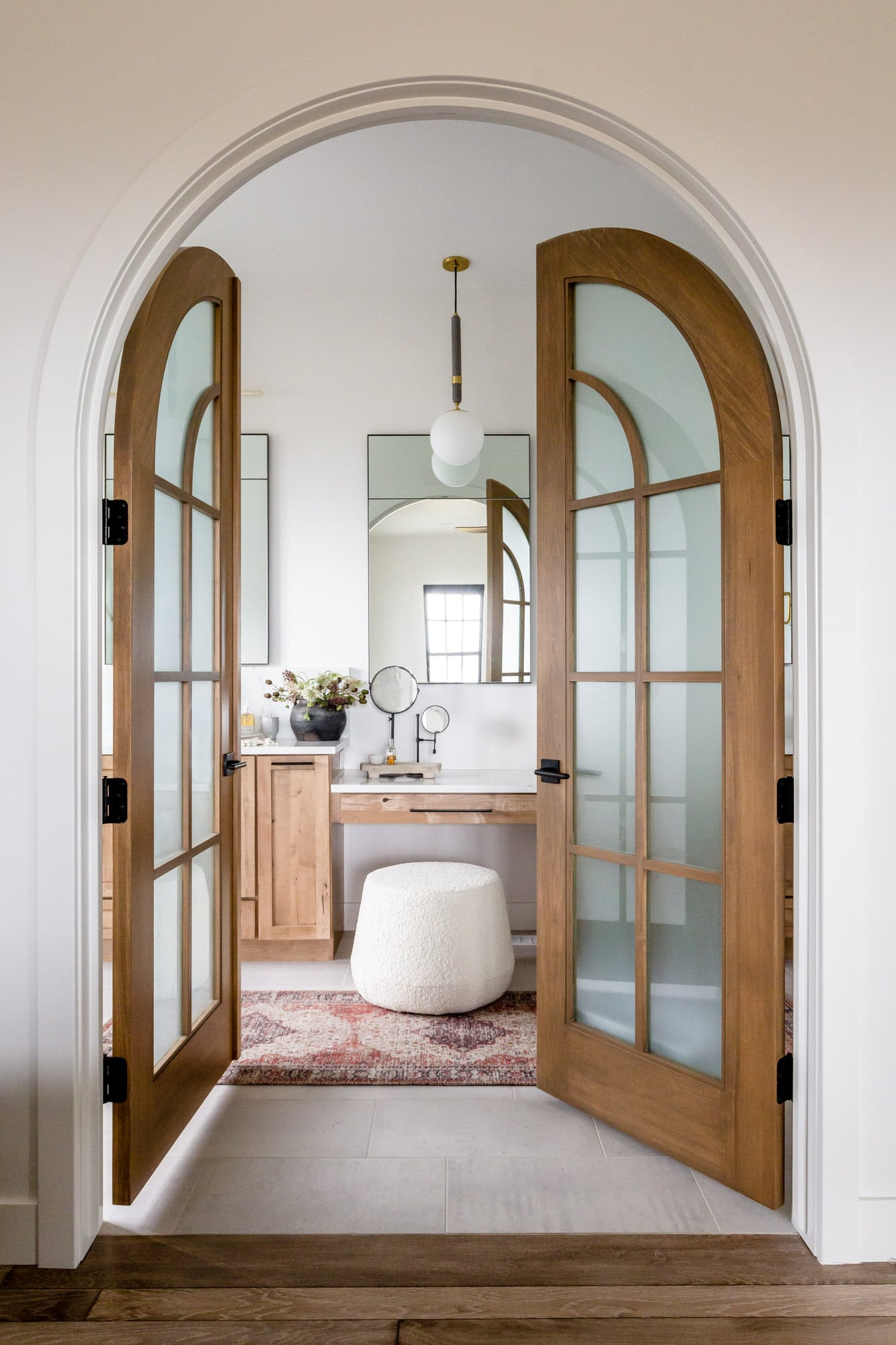 House of Jade Interiors | Lindsay Salazar Photography bathroom