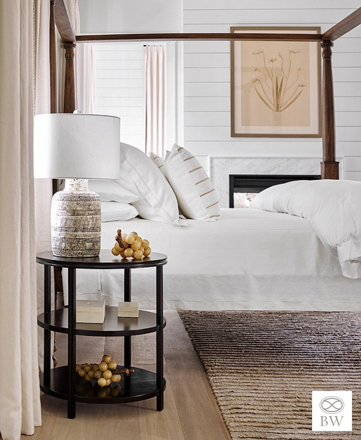 Beth Webb Designed Bedrooms canopy bed