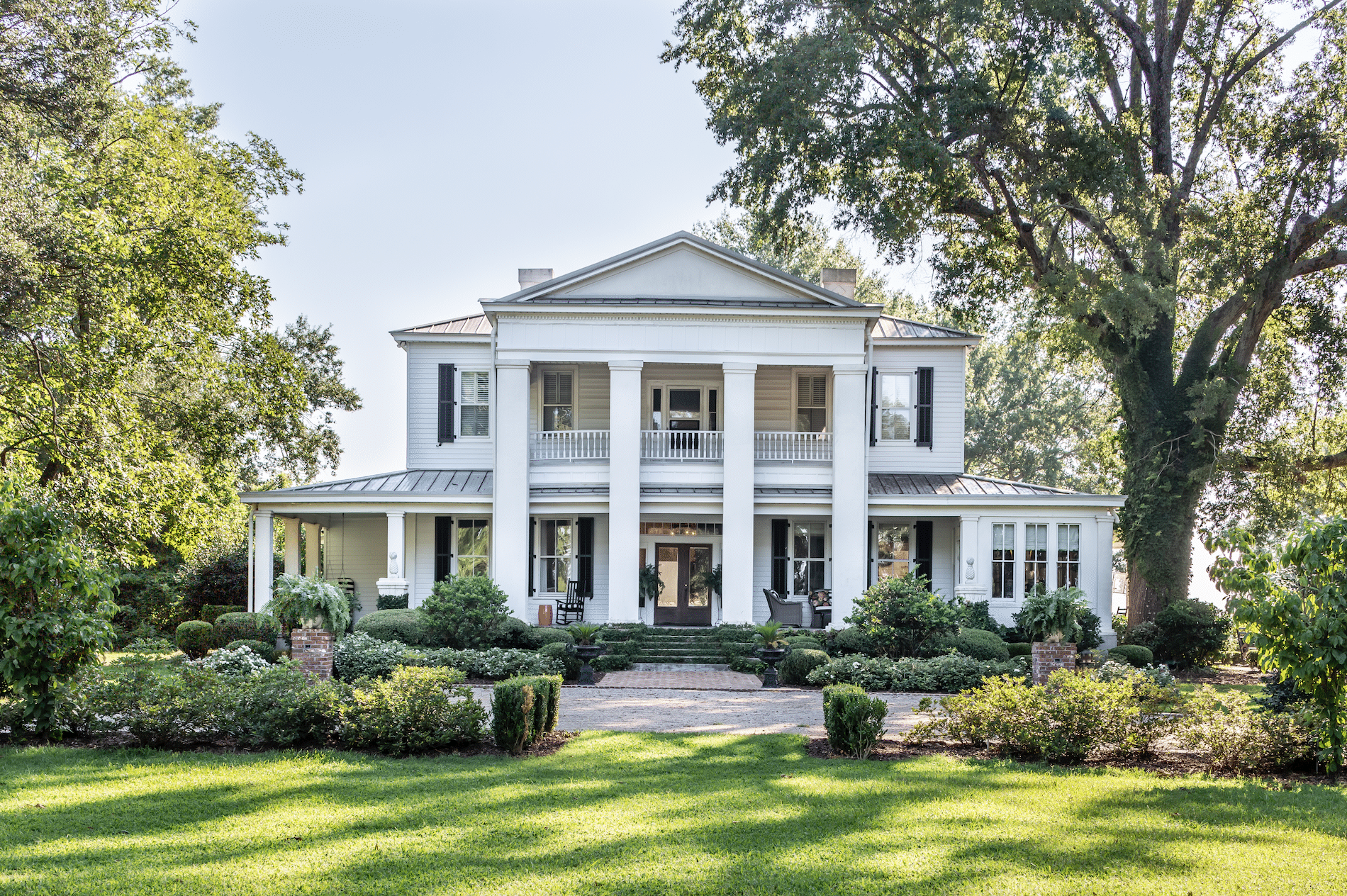 Aiken, SC James Farmer designed house tour