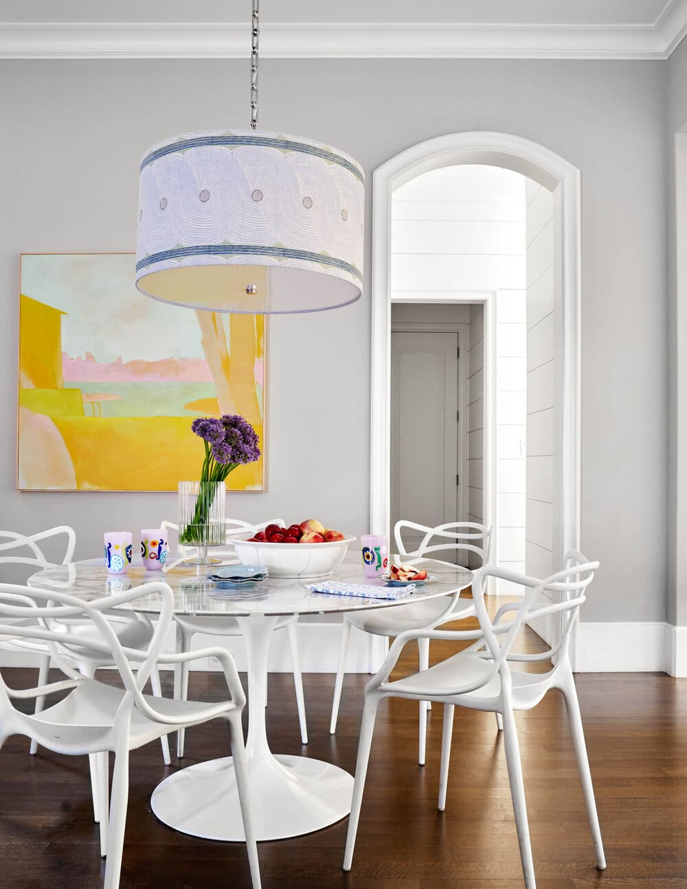 Mary Beth Wagner Interiors - Nathan Schroder Photography breakfast room